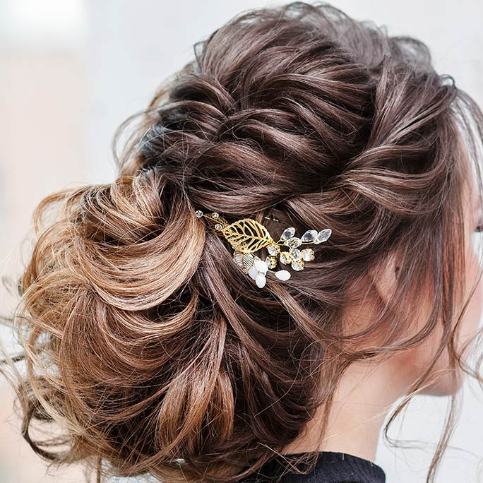Coiffeur mariage